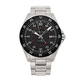 Hamilton Khaki Aviation H76755135 44mm Mens Watch