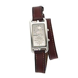 Hermes Cape Cod CC3.210 20mm Womens Watch