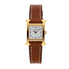 Hermes H Watch HH1.101 20mm Womens Watch