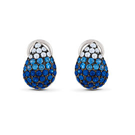 Le Vian Certified Pre-Owned Blueberry Sapphires Earrings