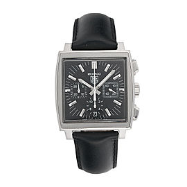 Tag Heuer Monaco CW2111-0 38mm Mens Watch
