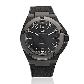 IWC IW322503 Automatic AMG Black Ceramic 46mm Mens Watch