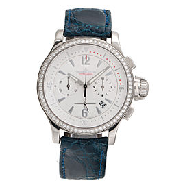 Jaeger-LeCoultre Master Compressor Q148831 Stainless Steel 36mm Womens Watch