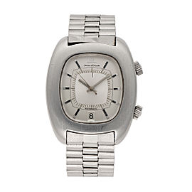 Jaeger-LeCoultre Vintage Memovox Alarm 45mm Mens Watch