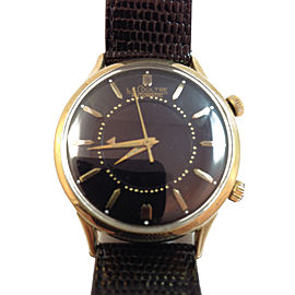Jaeger-Lecoultre Alarm Vintage 33.5mm Mens Watch
