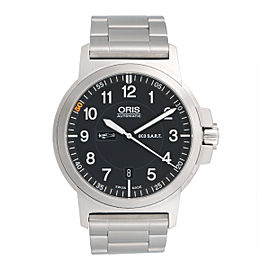 Oris Air Racing 01 735 7641 Silver Stainless Steel Automatic 42mm Mens Watch