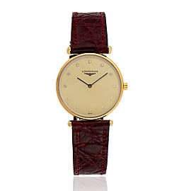 Longines La Grande Clasique L4.503.2 31mm Womens Watch