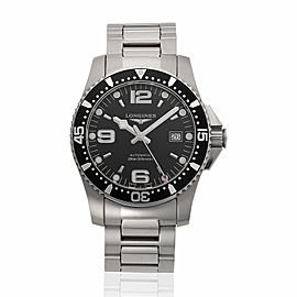 Longines Hydroconquest L3.642.4.56.6 41mm Mens Watch