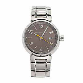 Louis Vuitton Tambour Q1112 37mm Unisex Watch