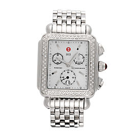 Michele Deco 71-6000 33mm Womens Watch