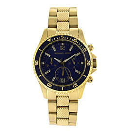 Michael Kors MK-5447 Gold Tone Mens Watch