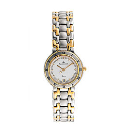 Maurice Lacroix Two-Tone Quartz 27mm Womens Watch