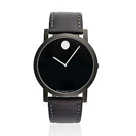 Movado 84.G1.1855.A Mens 40mm Watch