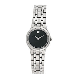 Movado Metio 02.3.14.1006 Stainless Steel Quartz 28mm Womens Watch