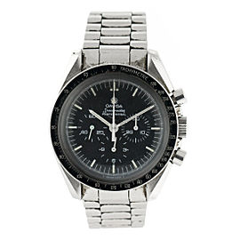 Omega Speedmaster Watch Flight Qualified By Nasa Space Mission First On Moon