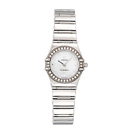 Omega Constellation Mini 1465.71.00 Stainless Steel Womens Watch