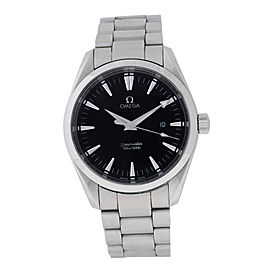 Omega Aqua Terra 2517.50 Stainless Steel Quartz 39mm Watch