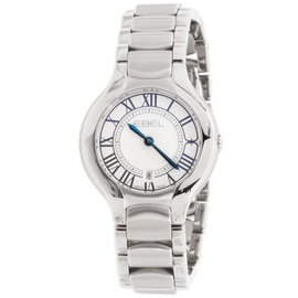 Ebel Beluga 1216037 Stainless Steel Mens Watch