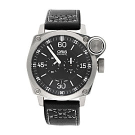 Oris Aviation 7632-41 Stainless Steel Automatic 46mm Mens Watch