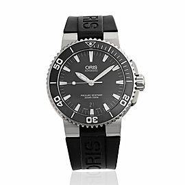 Oris Aquis 01 733 7653 4155-07 4 26 34EB 43mm Mens Watch