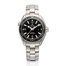 Omega Seamaster Planet Ocean 232.30.38.20.01.002 37.5 mm Womens Watch