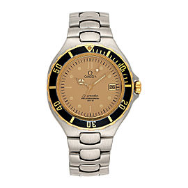 Omega Seamaster 37mm Unisex Watch