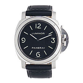 Panerai PAM112 Stainless Steel Mens 44mm Watch
