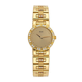 Piaget Dancer Vintage 23.5mm Womens Watch