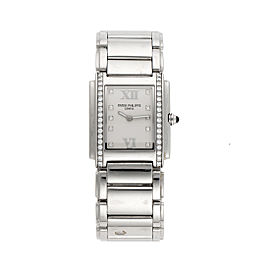 Patek Philippe Twenty-4 4910 Womens 25mm Watch