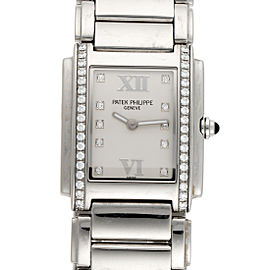 Patek Philippe Twenty-4 4910 Womens 25mm Watch