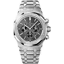 Audemars Piguet Royal Oak Chronograph 26320ST.OO.1220ST.01 Stainless Steel with Black Dial