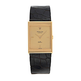 Rolex Cellini 29.25mm Mens Watch