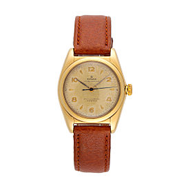 Rolex Oyster Perpetual Bubbleback 5050 32mm Unisex Vintage Watch