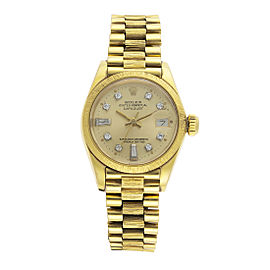 Rolex Datejust 69278 26mm Womens Watch