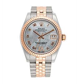 Rolex Datejust 178271 31mm Womens Watch
