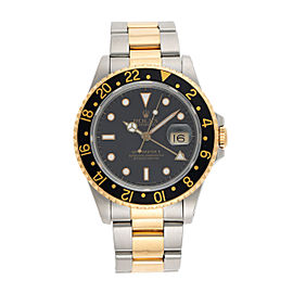 Rolex GMT Master 40mm Mens Watch