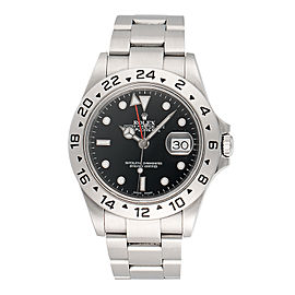 Rolex Explorer II 16570T Stainless Steel Automatic 40mm Mens Watch