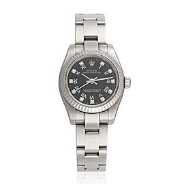 Rolex Oyster Perpetual 176234 26mm Womens Watch