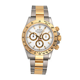 Rolex Cosmograph Daytona 116523 40mm Mens Watch