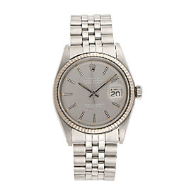Rolex Oyster Perpetual Datejust 1601 Vintage 36mm Mens Watch