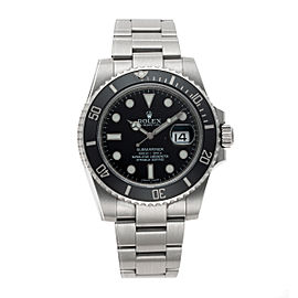 Rolex Submariner Date 116610 40mm Mens Watch