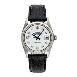 Rolex Datejust 1603 36mm Mens Watch