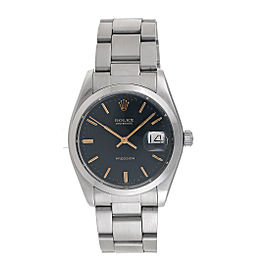Rolex Oyster Date Precision 6694 Stainless Steel Manual Wind Unisex Watch