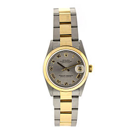 Rolex Oyster Perpetual Datejust 178243 GRO Mens Watch