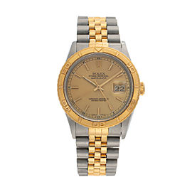 Rolex Datejust 16233 37mm Mens Watch