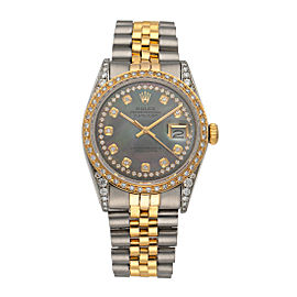 Rolex Datejust 16000 36mm Unisex Watch