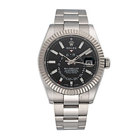Rolex Sky-Dweller 326934BKSO 42mm Mens Watch