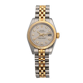 Rolex Datejust 179173 28mm Womens Watch
