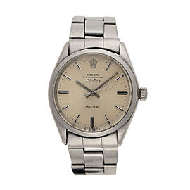 Rolex Air King Precision 5500 34mm Unisex Watch