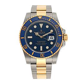 Rolex Submariner 116613LB 40mm Mens Watch